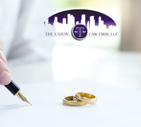 Eaton Law Firm marketing website